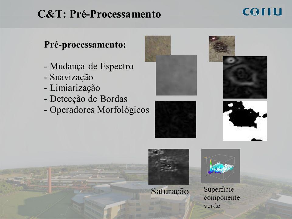 C&T: Pré-Processamento