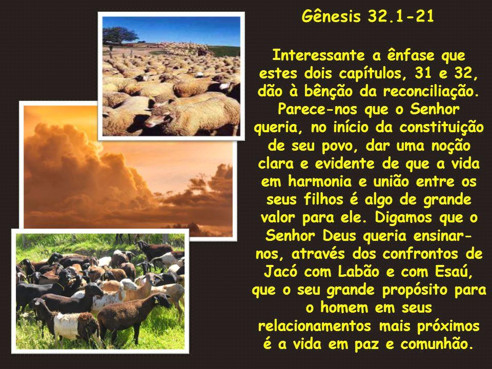 Gênesis 32.1-21