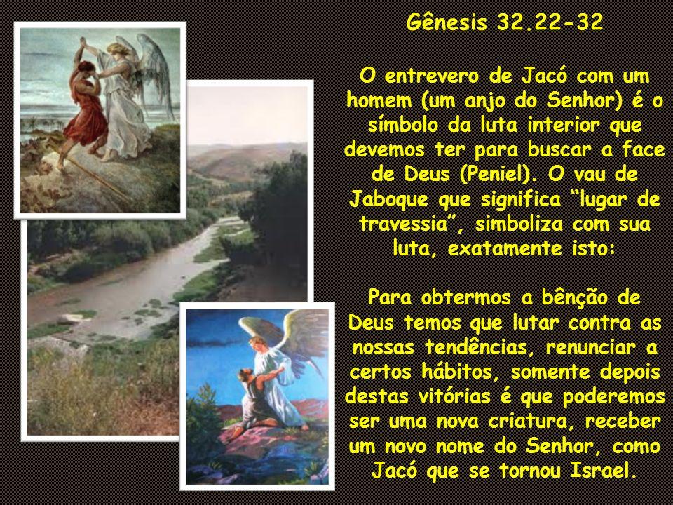Gênesis 32.22-32