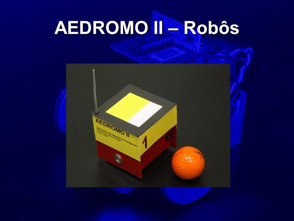 AEDROMO II – Robôs