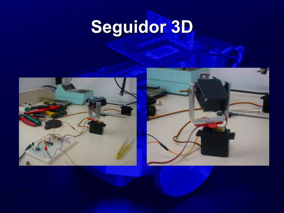 Seguidor 3D