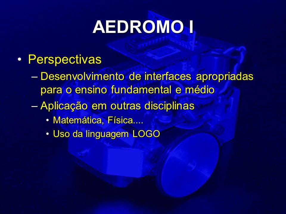 AEDROMO I Perspectivas