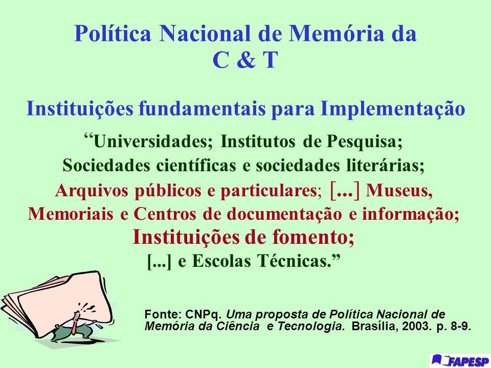 Sociedades científicas e sociedades literárias;