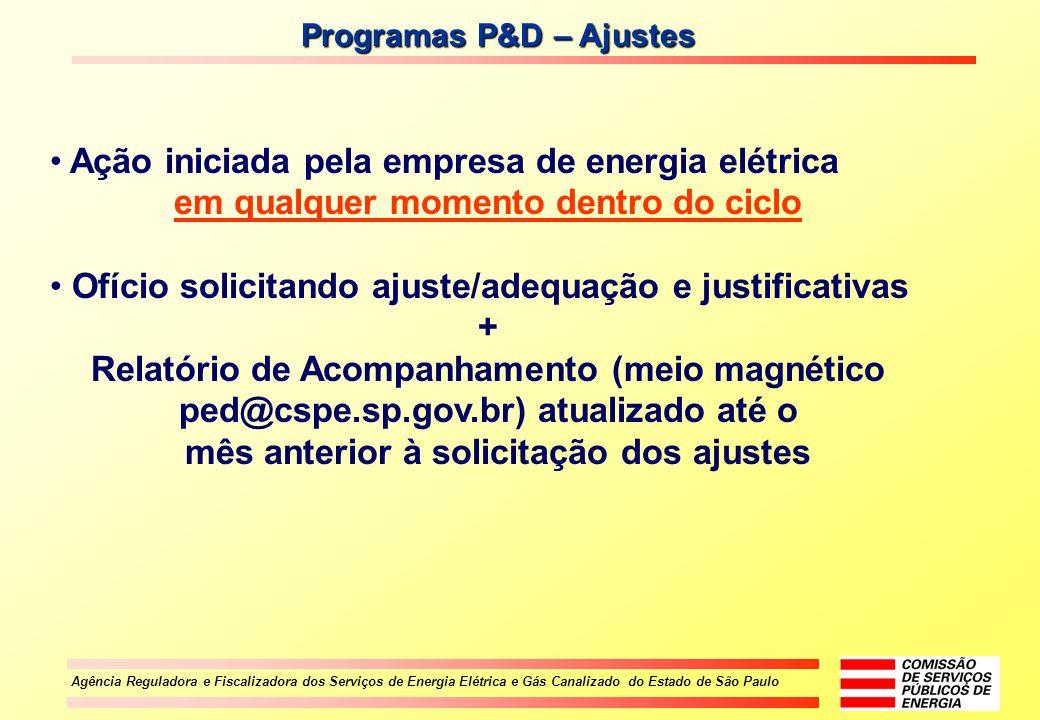 Ação iniciada pela empresa de energia elétrica