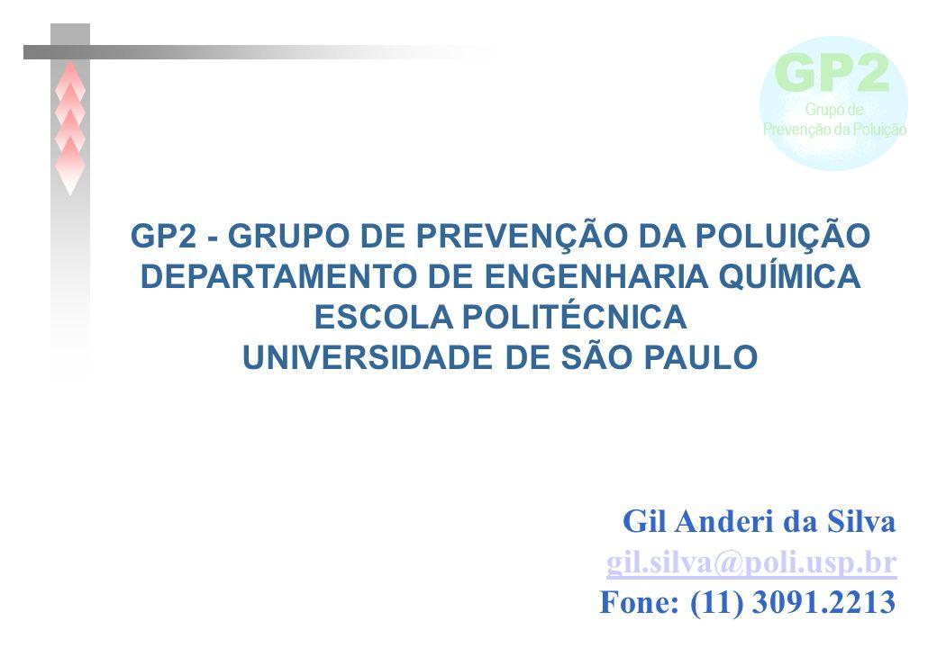 GP2 - GRUPO DE PREVENÇÃO DA POLUIÇÃO