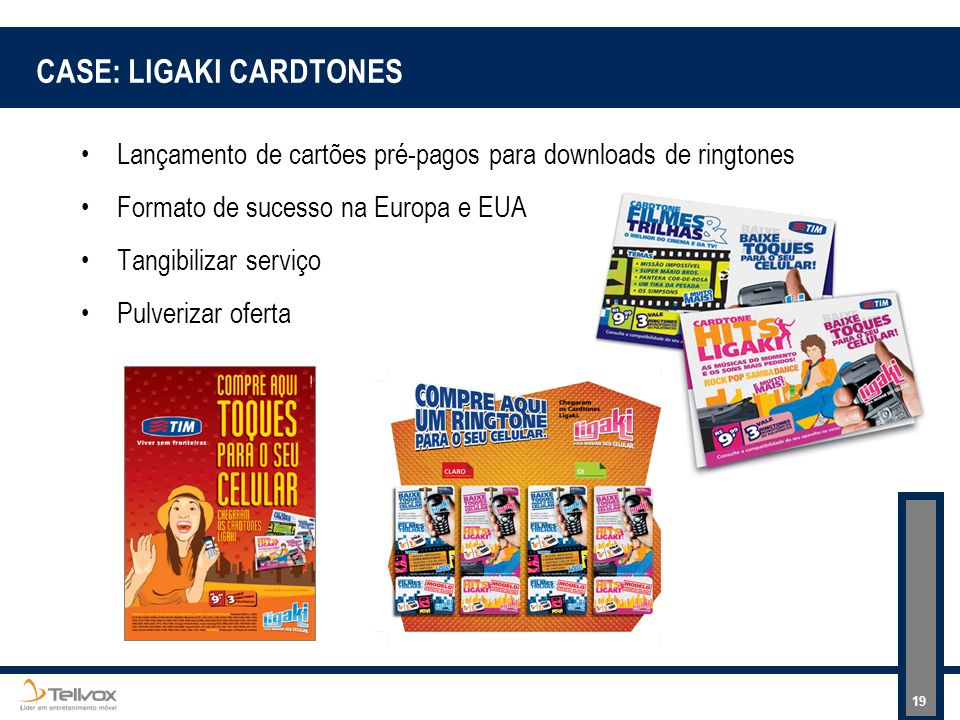CASE: LIGAKI CARDTONES