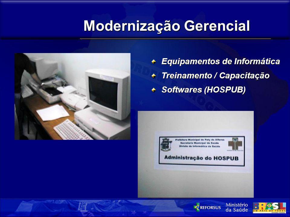 Modernização Gerencial