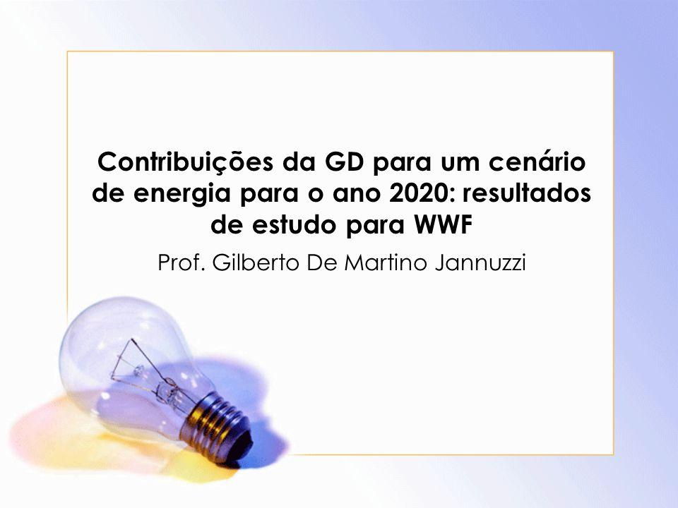 Prof. Gilberto De Martino Jannuzzi