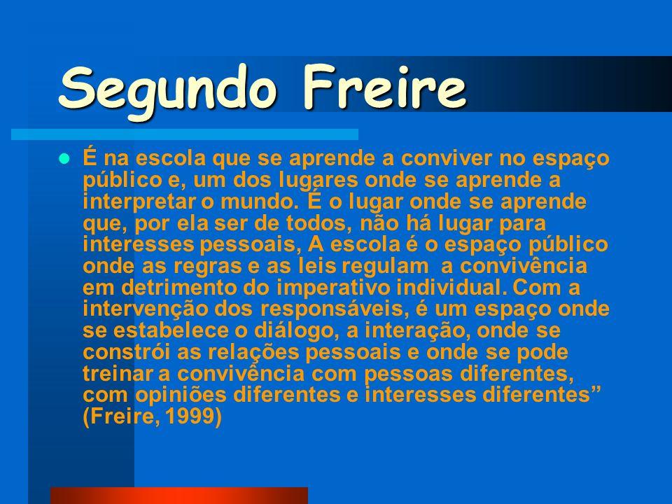 Segundo Freire