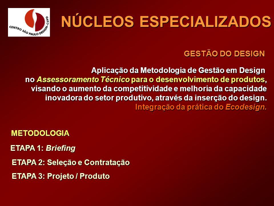 NÚCLEOS ESPECIALIZADOS