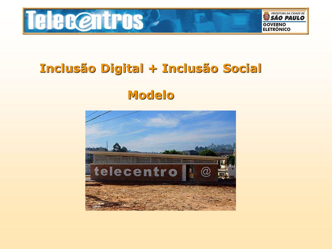 Inclusão Digital + Inclusão Social