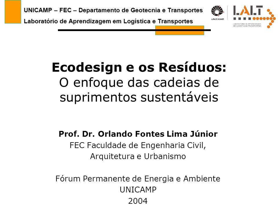 Prof. Dr. Orlando Fontes Lima Júnior