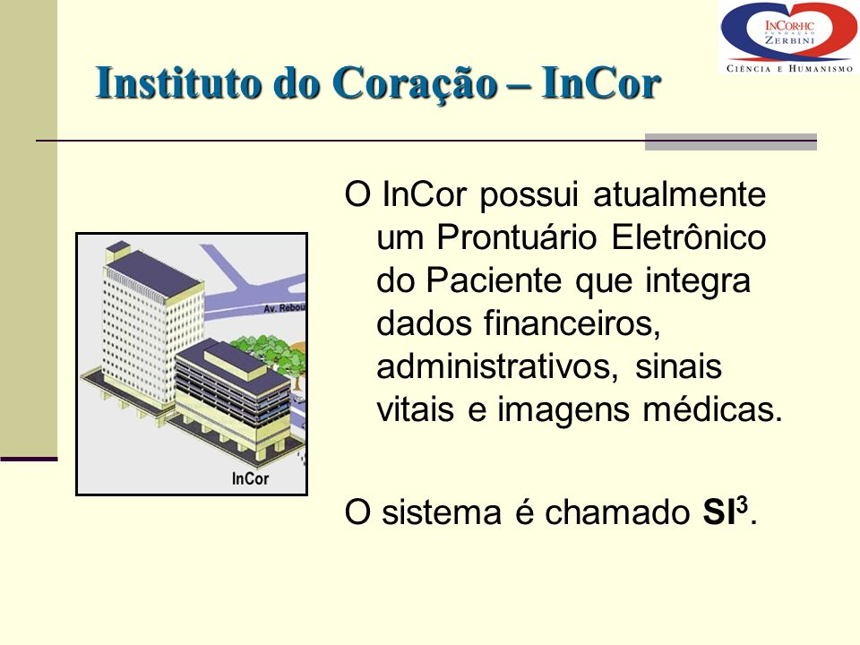 Instituto do Coração – InCor