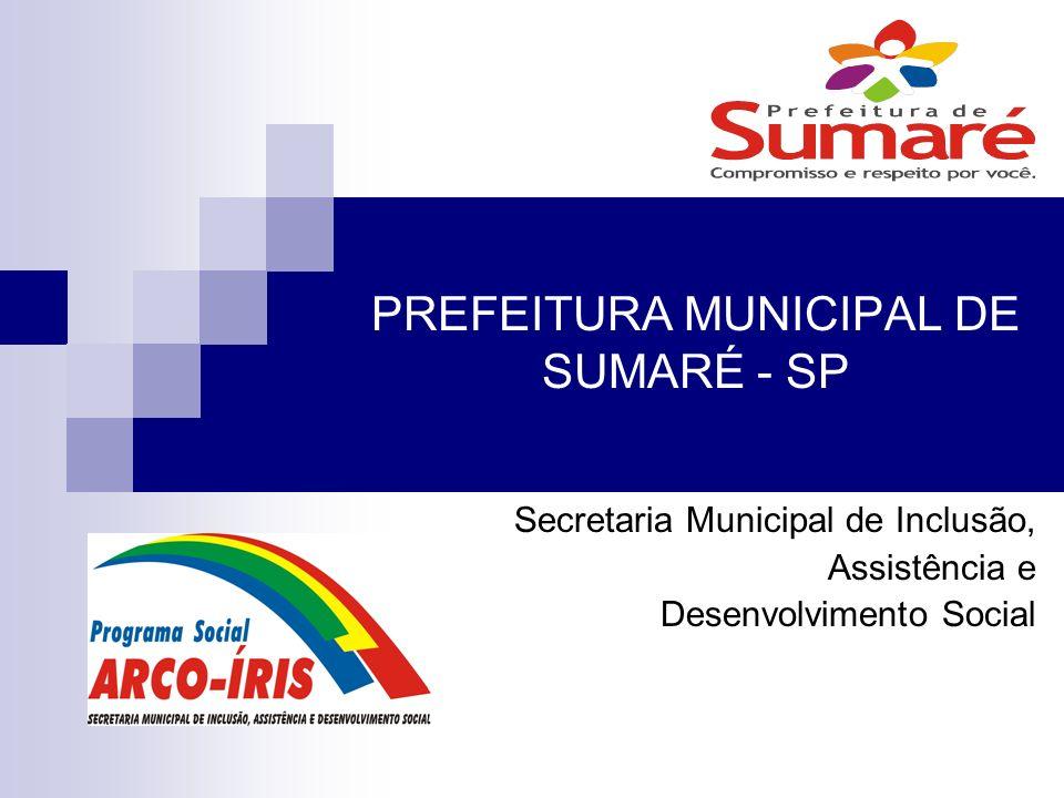 PREFEITURA MUNICIPAL DE SUMARÉ - SP