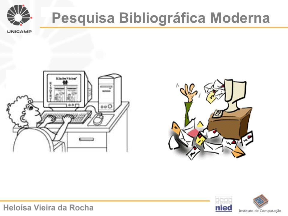 Pesquisa Bibliográfica Moderna