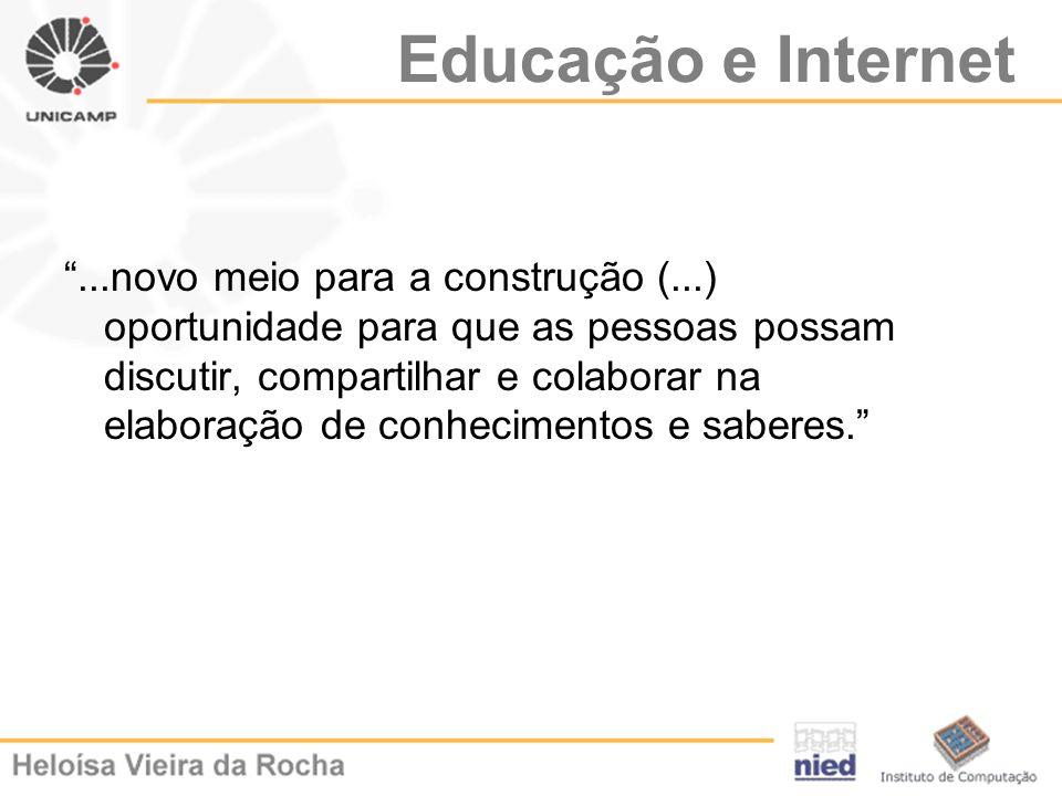 Educação e Internet
