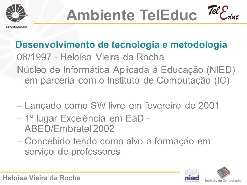 Desenvolvimento de tecnologia e metodologia