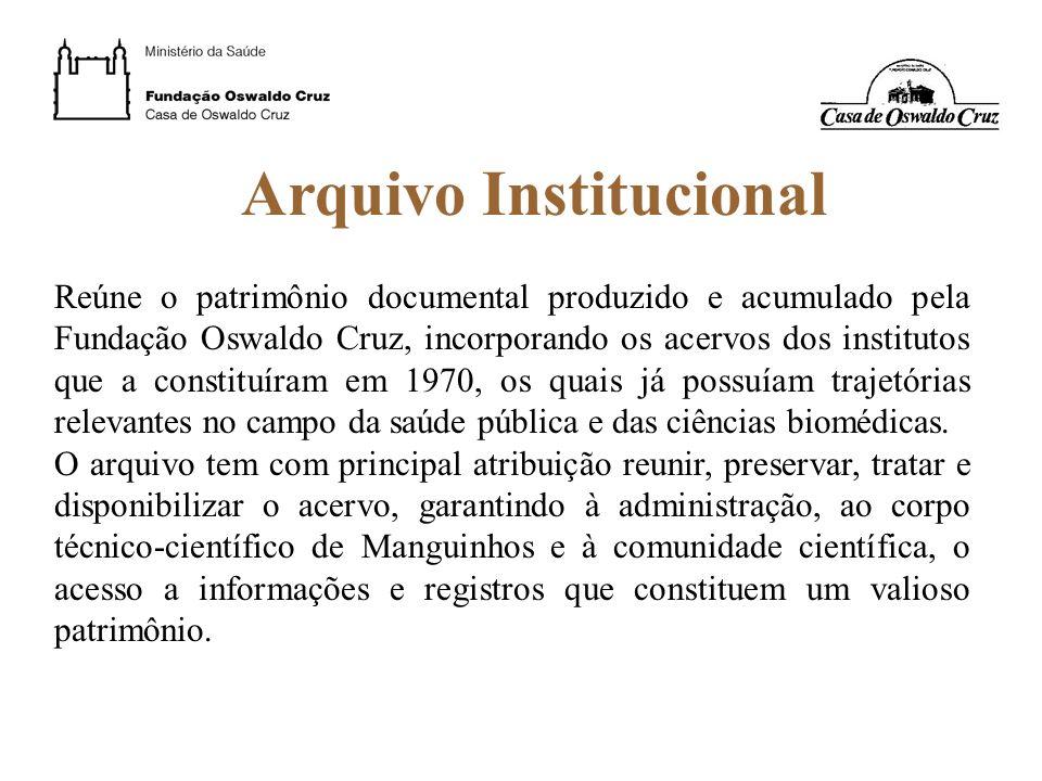 Arquivo Institucional