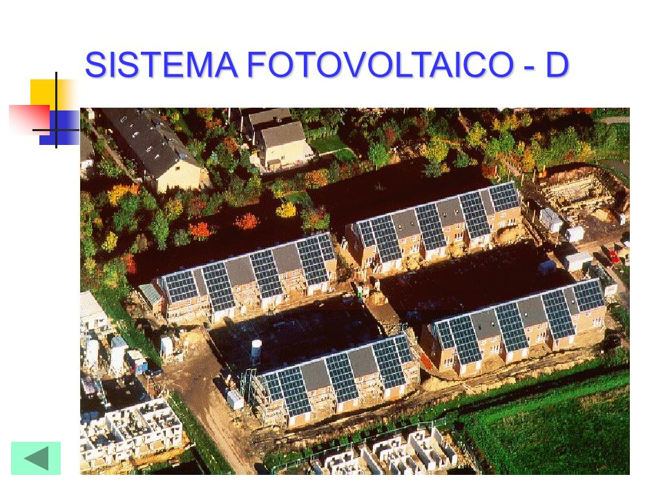 SISTEMA FOTOVOLTAICO - D