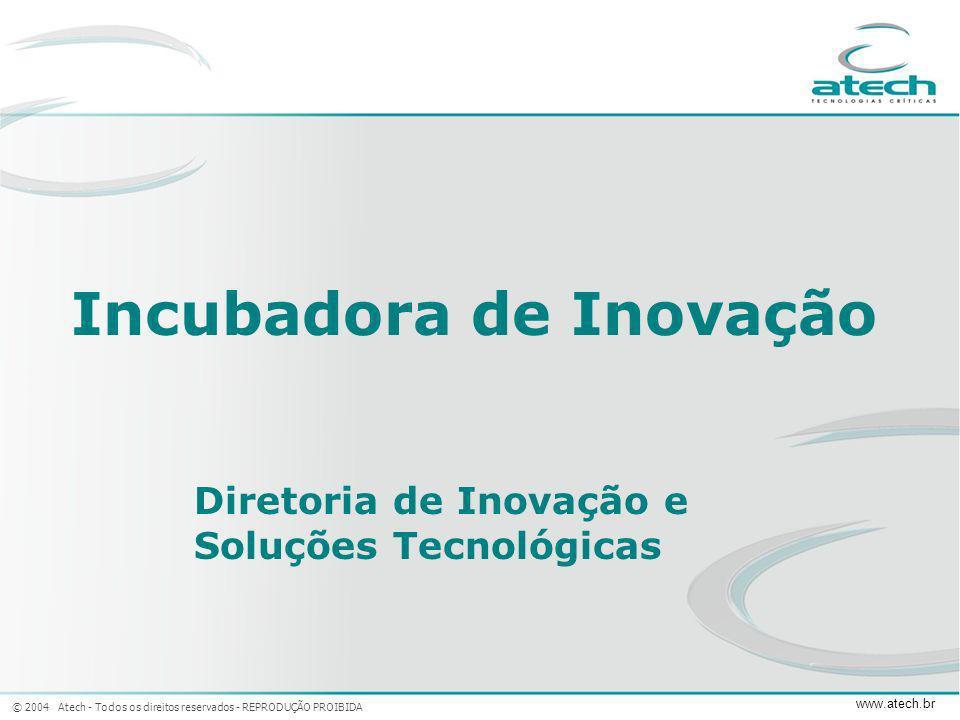 Incubadora de Inovação