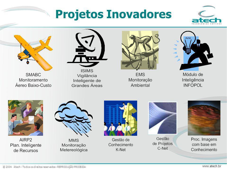 Projetos Inovadores Gestão de Projetos C-Net