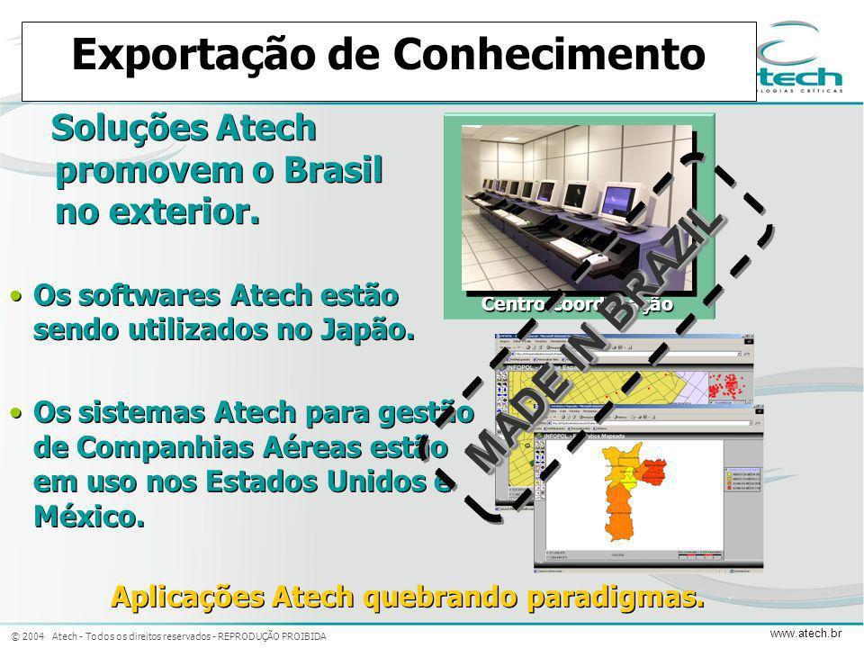 Exportação de Conhecimento
