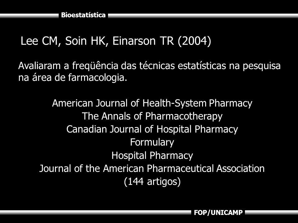 Lee CM, Soin HK, Einarson TR (2004)