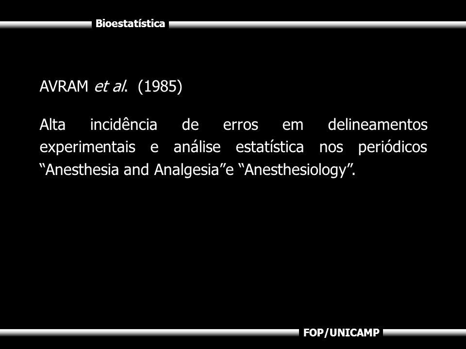 AVRAM et al. (1985)