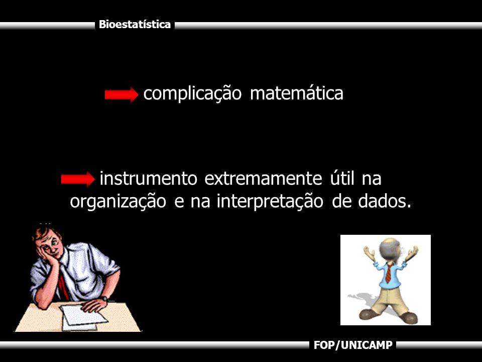 complicação matemática