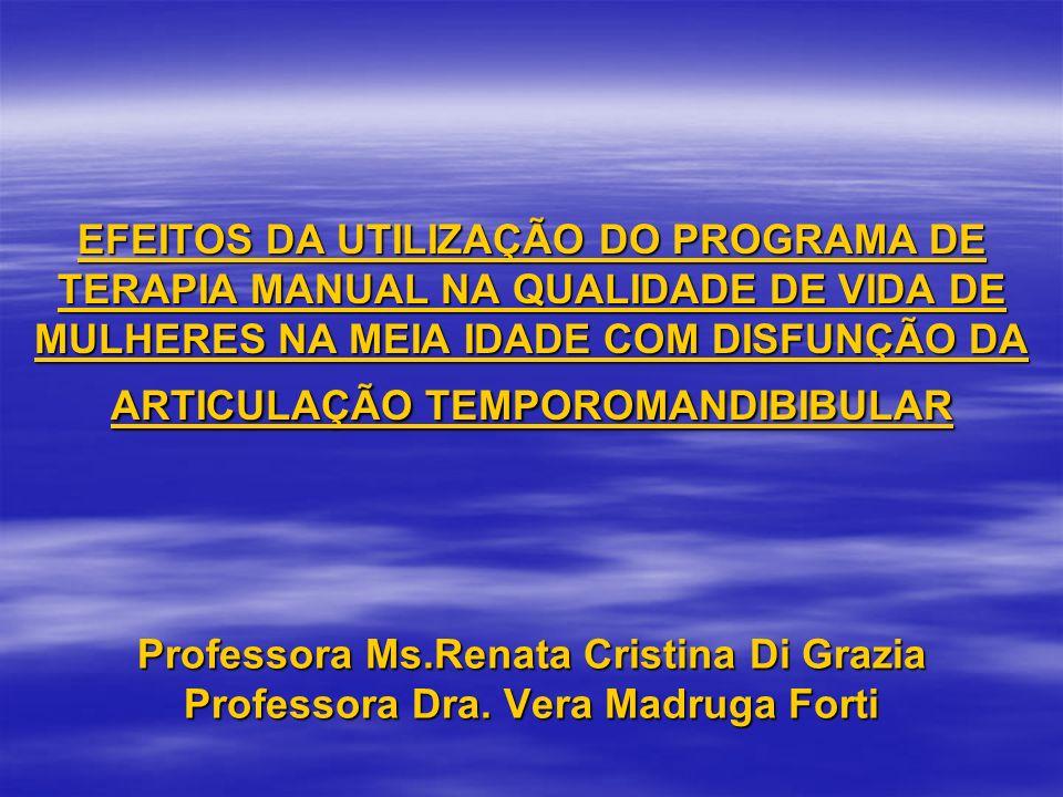 Professora Ms.Renata Cristina Di Grazia