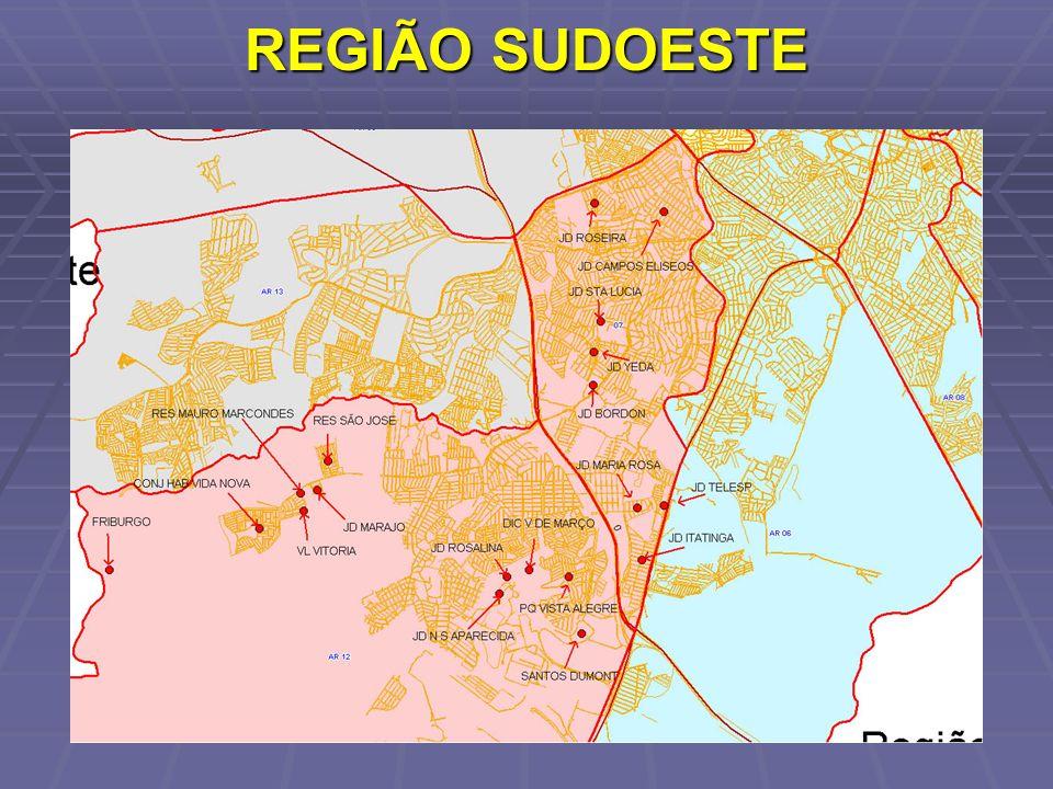 REGIÃO SUDOESTE