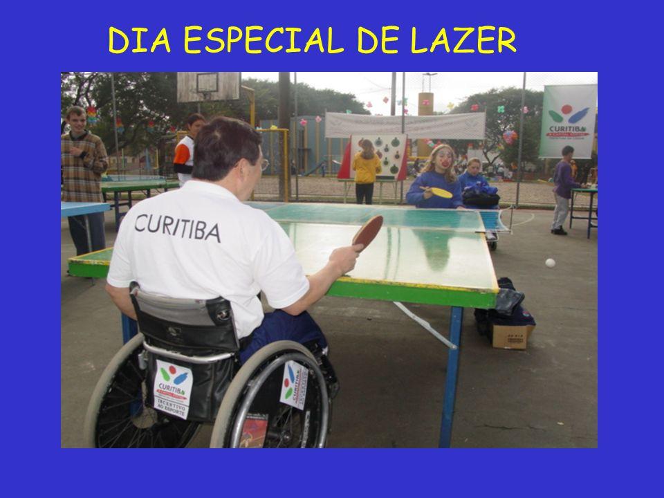 DIA ESPECIAL DE LAZER