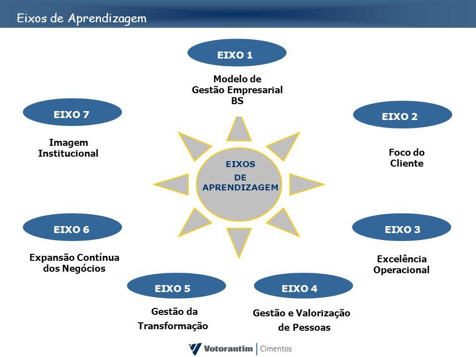 Eixos de Aprendizagem Modelo de Gestão Empresarial BS EIXO 1 Imagem