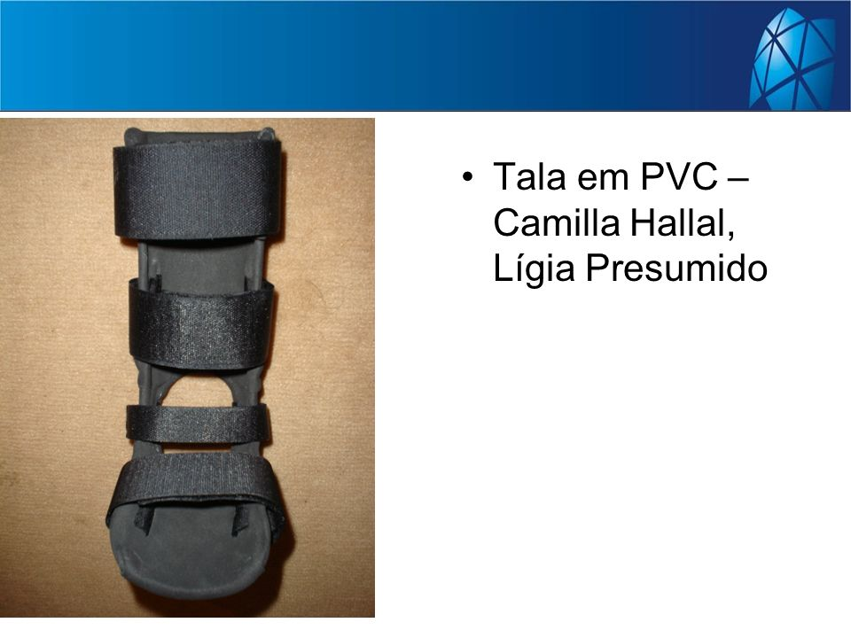 Tala em PVC – Camilla Hallal, Lígia Presumido