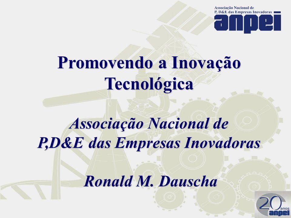 Promovendo a Inovação Tecnológica