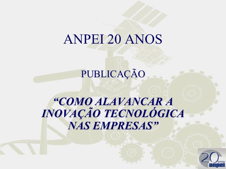 PUBLICAÇÃO COMO ALAVANCAR A INOVAÇÃO TECNOLÓGICA NAS EMPRESAS