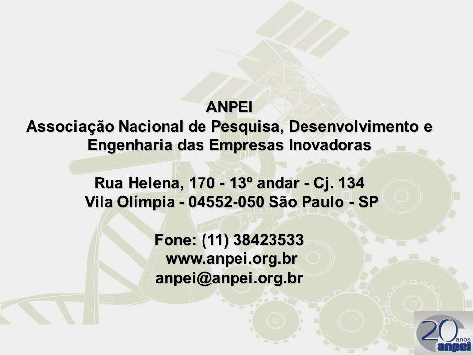 Associação Nacional de Pesquisa, Desenvolvimento e