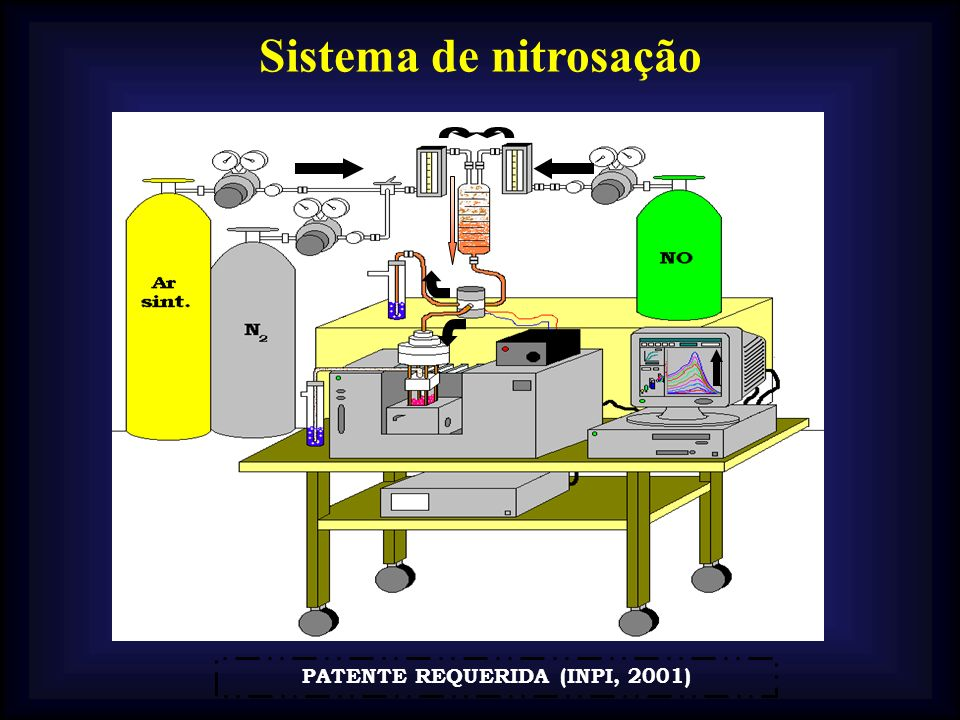 PATENTE REQUERIDA (INPI, 2001)