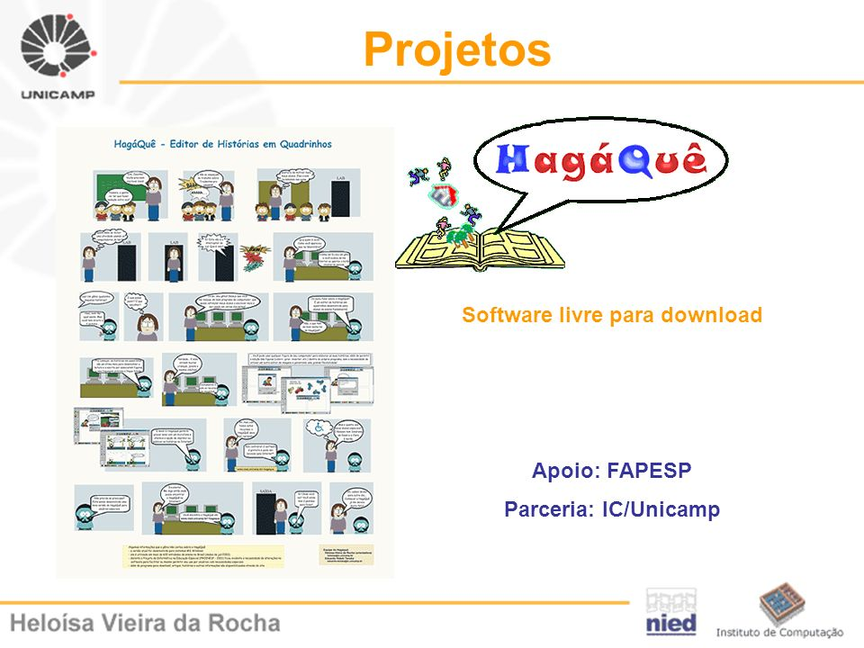 Software livre para download