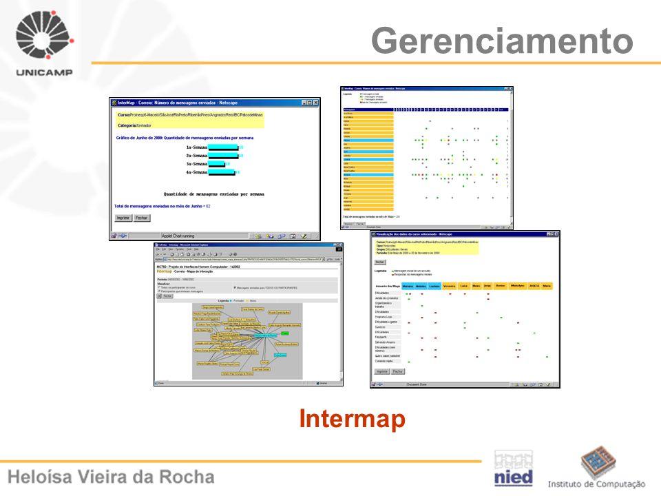 Gerenciamento Intermap