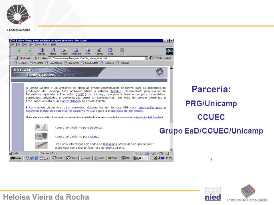 Grupo EaD/CCUEC/Unicamp
