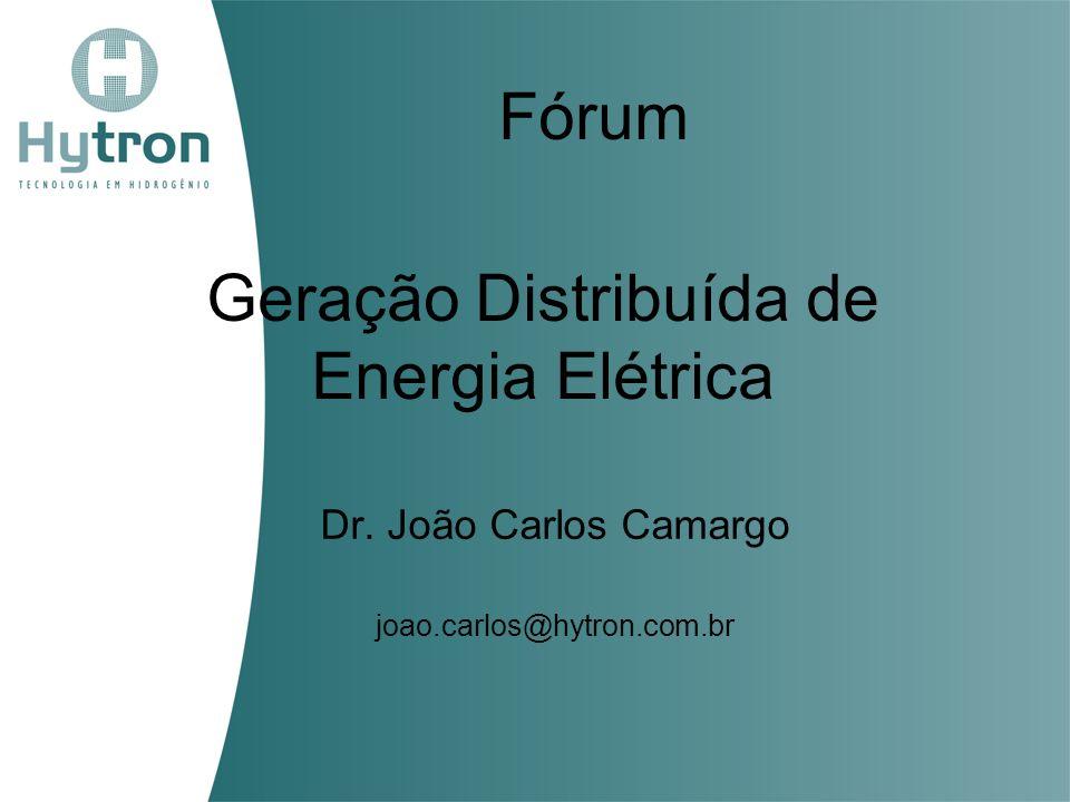 Geração Distribuída de Energia Elétrica