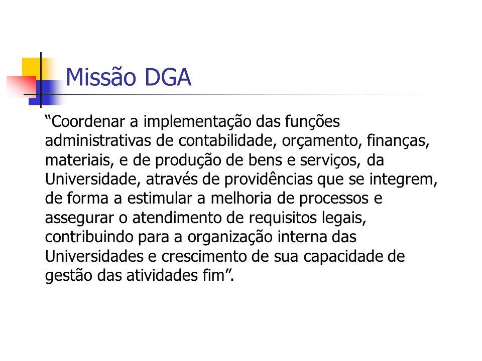 Missão DGA