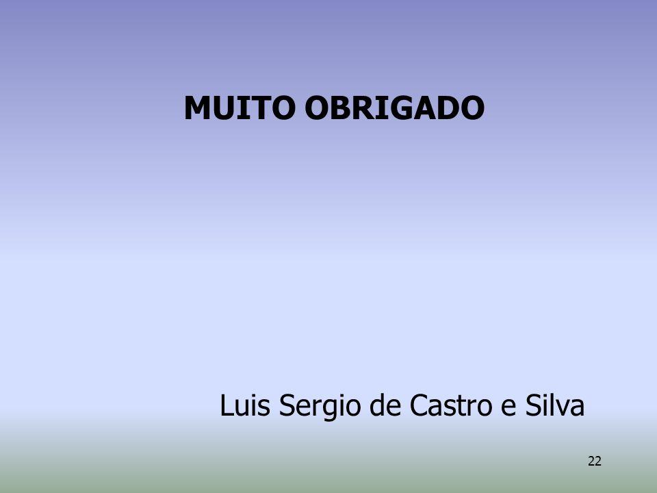 Luis Sergio de Castro e Silva