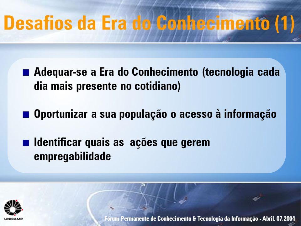 Desafios da Era do Conhecimento (1)