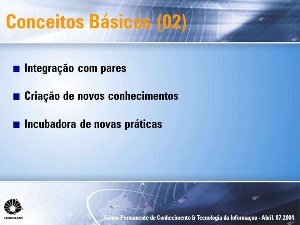 Conceitos Básicos (02) Integração com pares