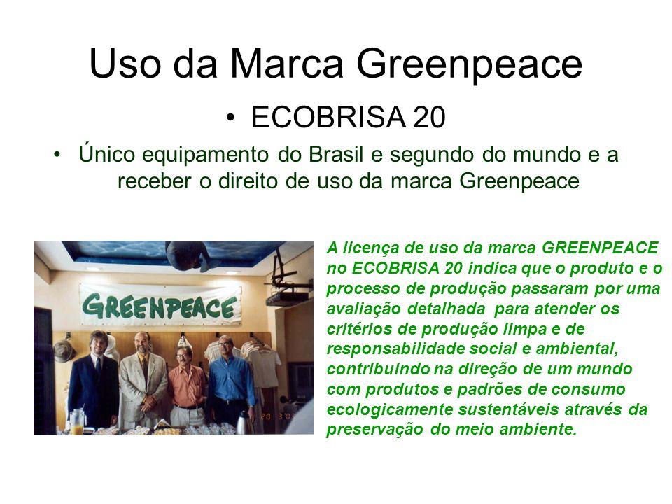 Uso da Marca Greenpeace