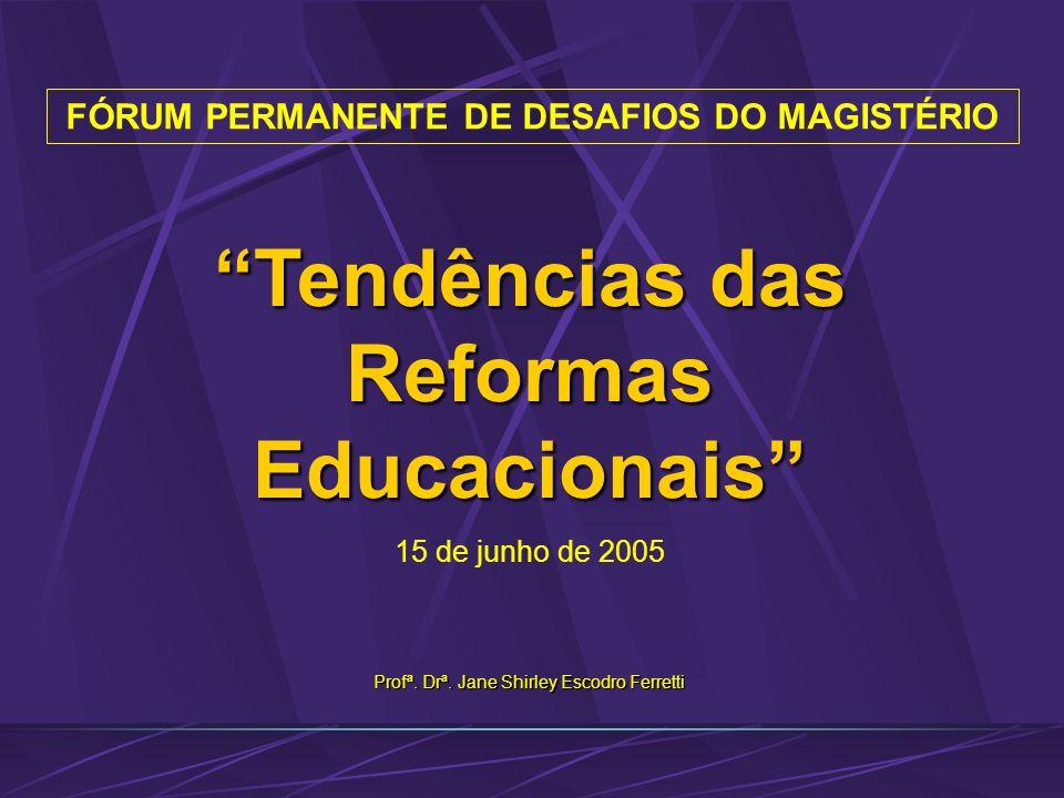 FÓRUM PERMANENTE DE DESAFIOS DO MAGISTÉRIO