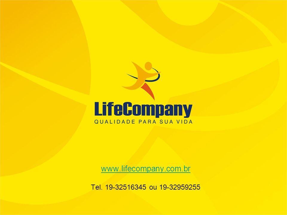 www.lifecompany.com.br Tel. 19-32516345 ou 19-32959255