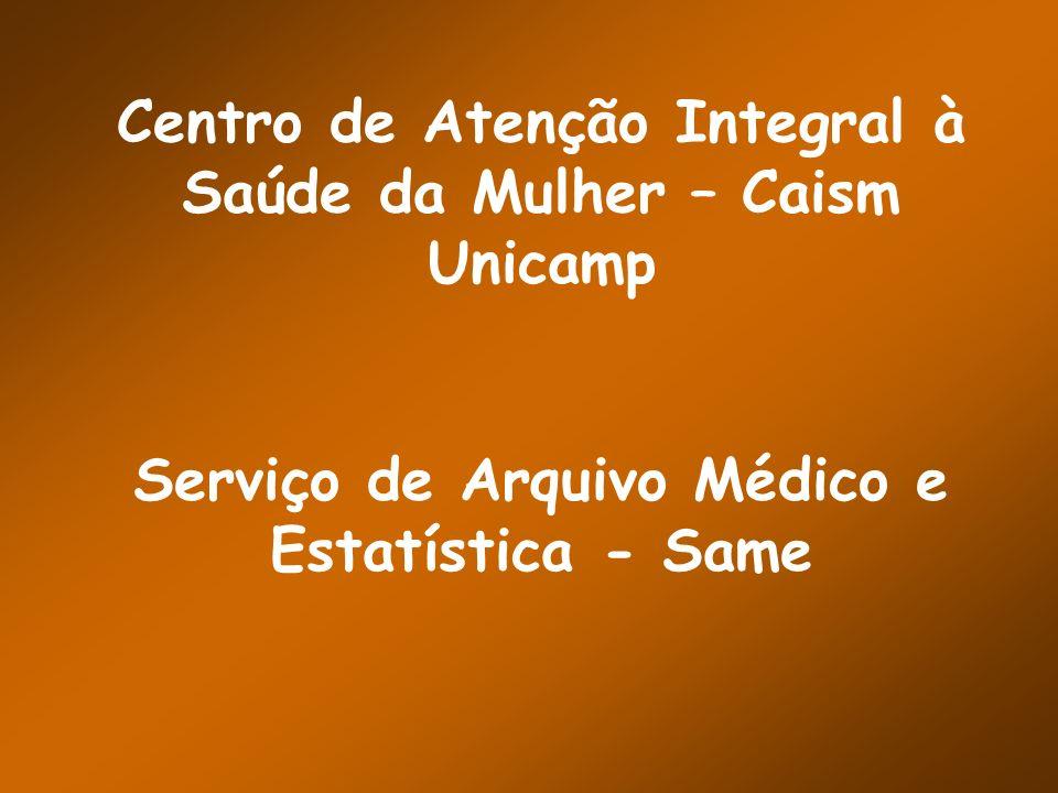Centro de Atenção Integral à Saúde da Mulher – Caism Unicamp